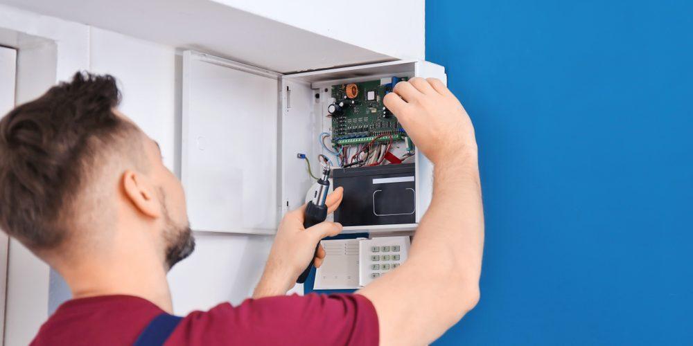 installation alarme